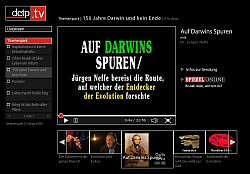 "VIDEO - ""Auf Darwins Spuren"""