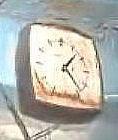 die Uhr von Tschernobyl ist mein ganz persönliches Denkmal, sagt Klaus-Peter Kolbatz